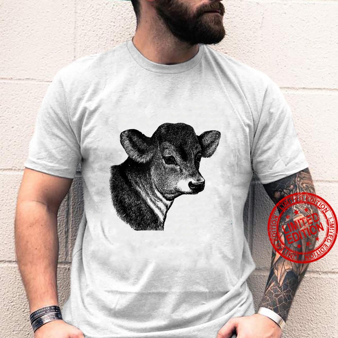 Baby Calf Print Shirt