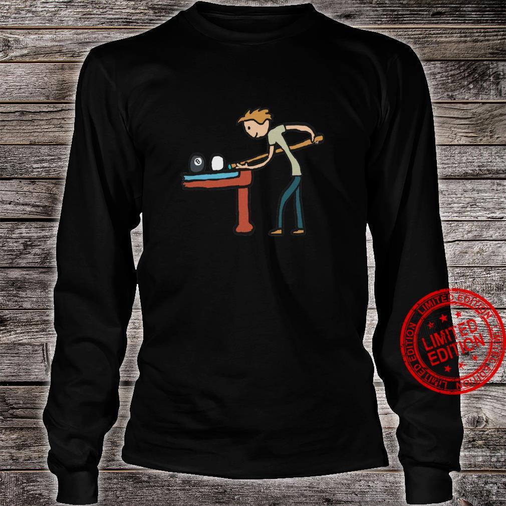 Eight Ball Pool Shirt long sleeved