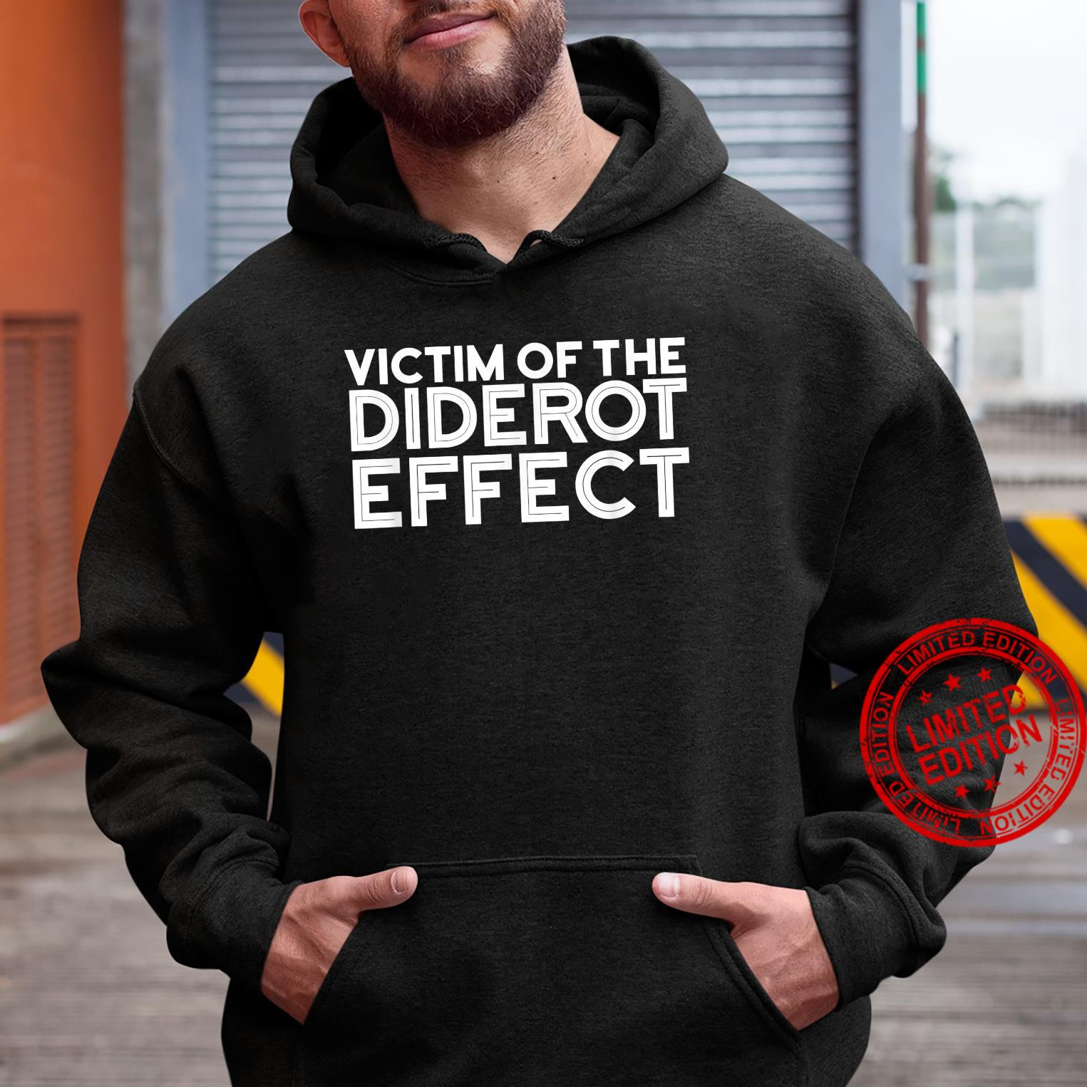 Funny Diderot Effect Design Shirt hoodie