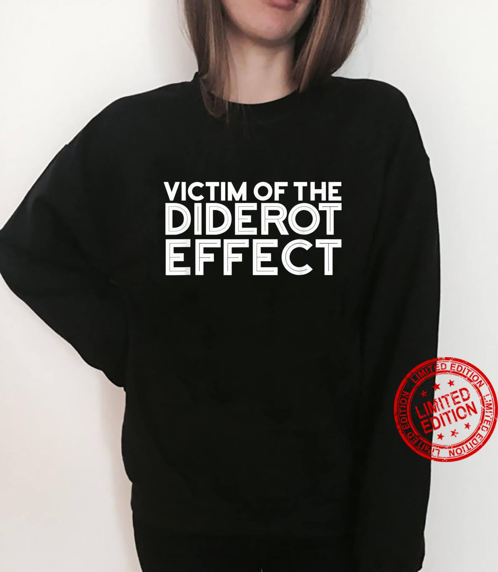 Funny Diderot Effect Design Shirt sweater