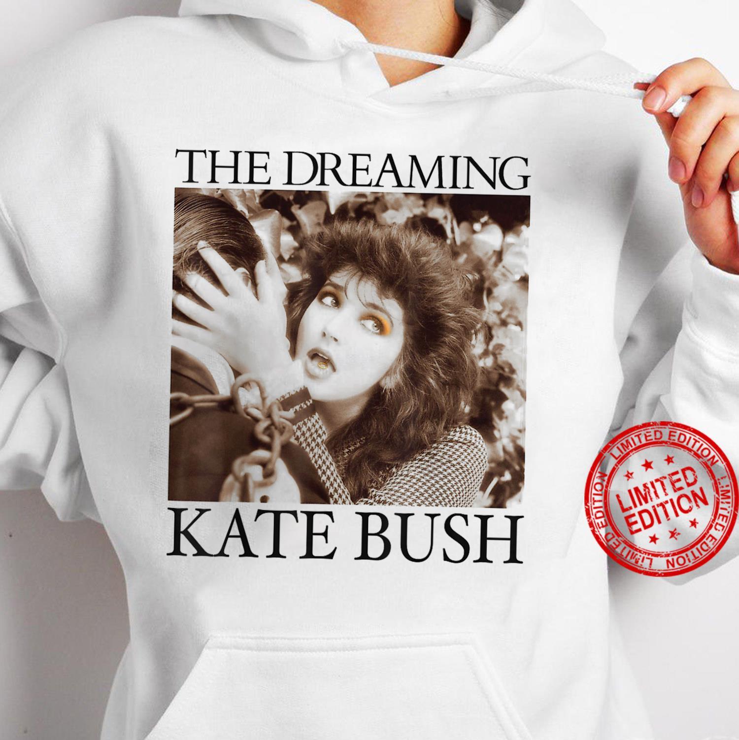 GraphicKates Design Art Bush Music Singer Costume Holiday Shirt hoodie