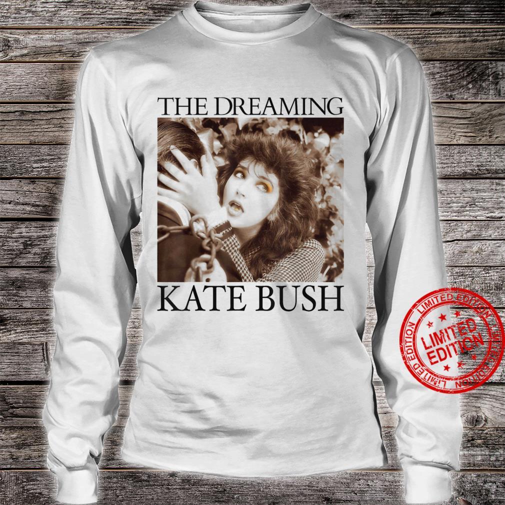 GraphicKates Design Art Bush Music Singer Costume Holiday Shirt long sleeved