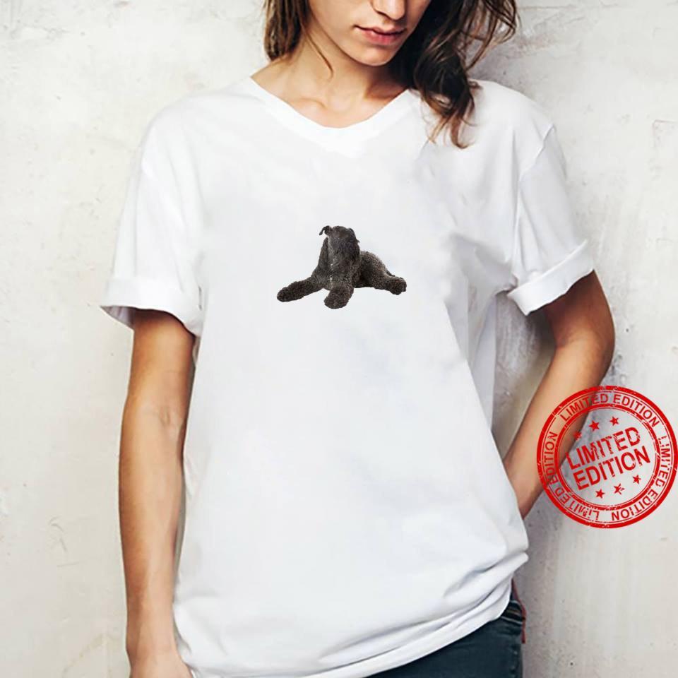 Kerry Blue Terrier Dog Shirt ladies tee
