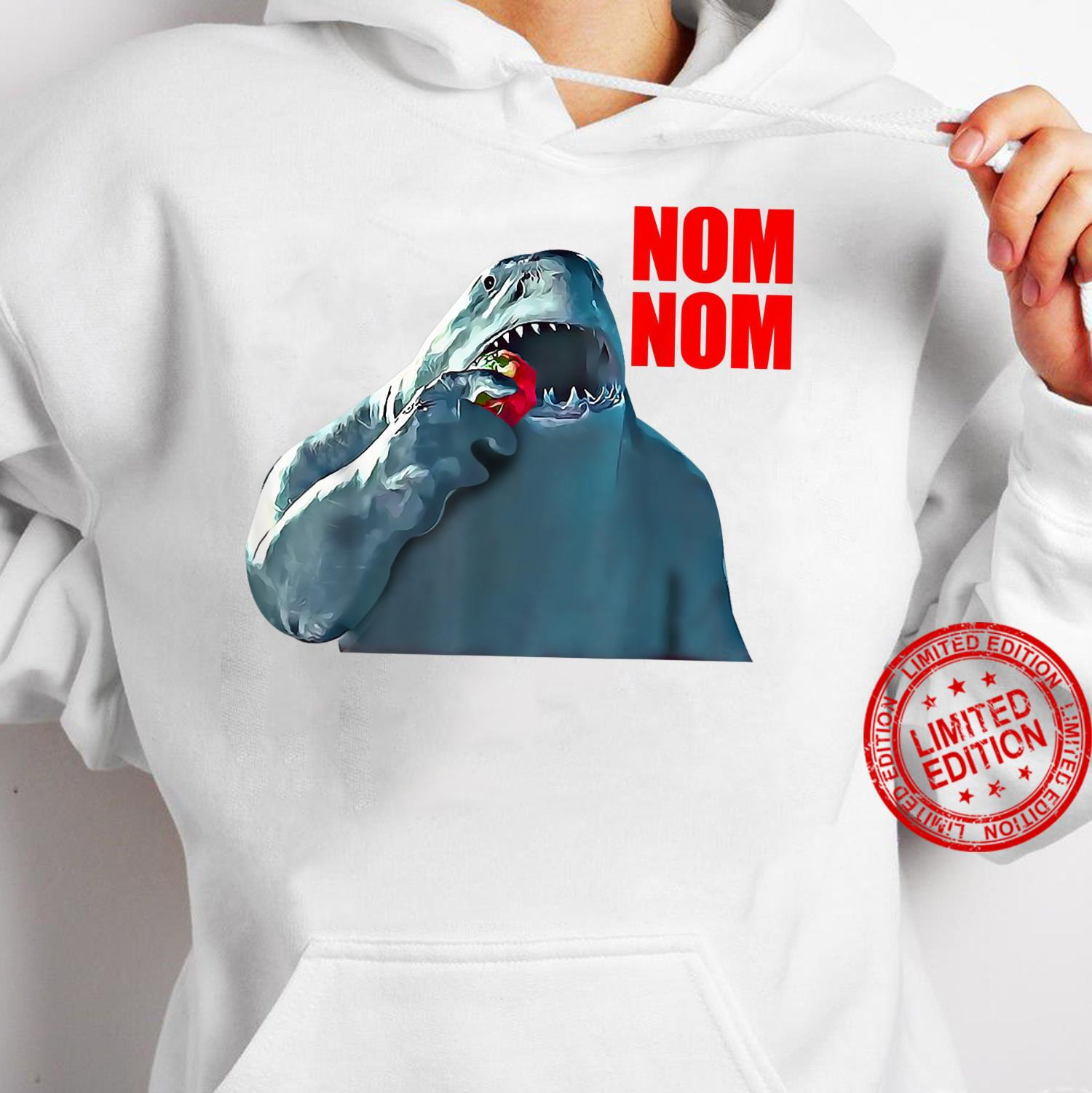 King Shark Nom Nom Shirt hoodie