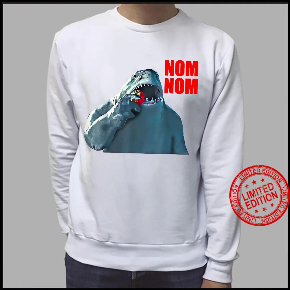 King Shark Nom Nom Shirt sweater