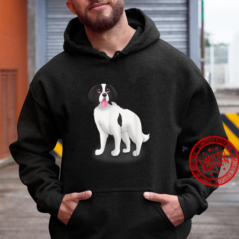 Landseer Dog Landseer Shirt hoodie