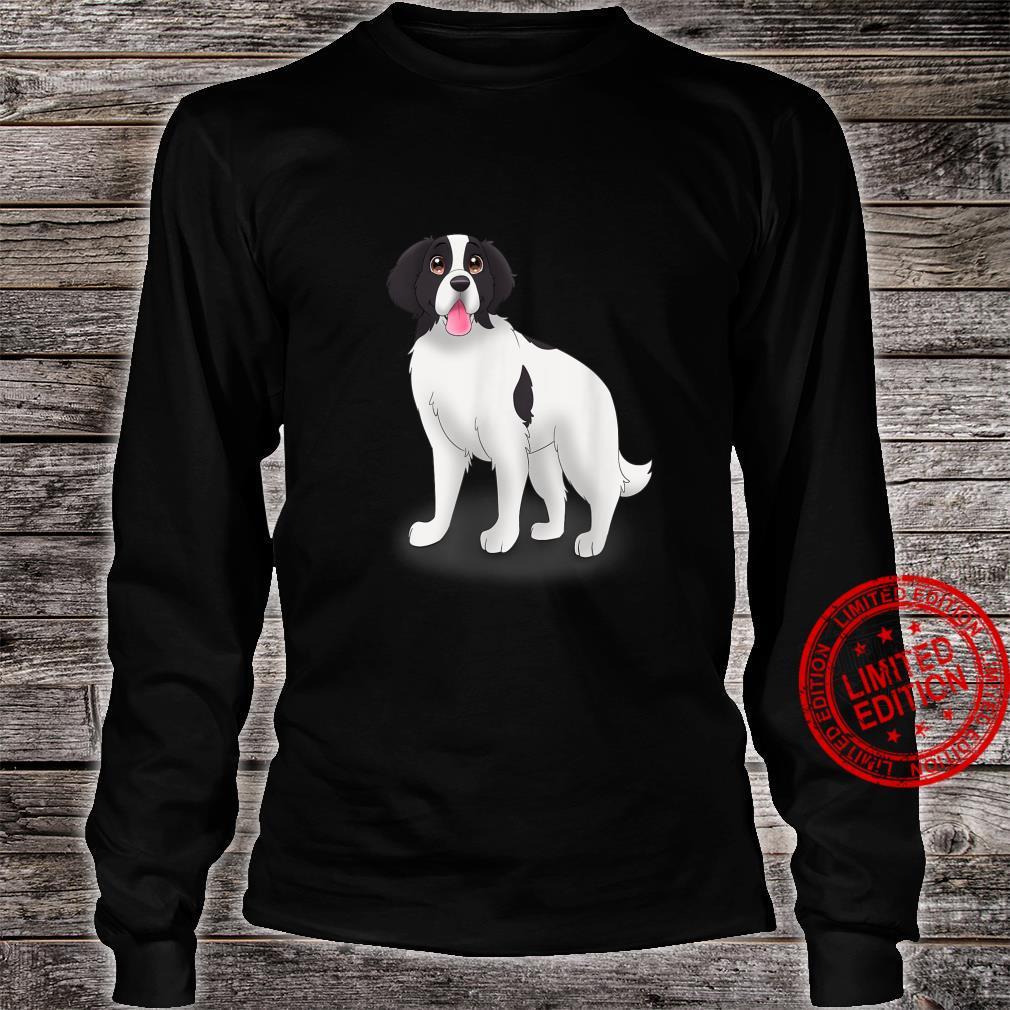Landseer Dog Landseer Shirt long sleeved