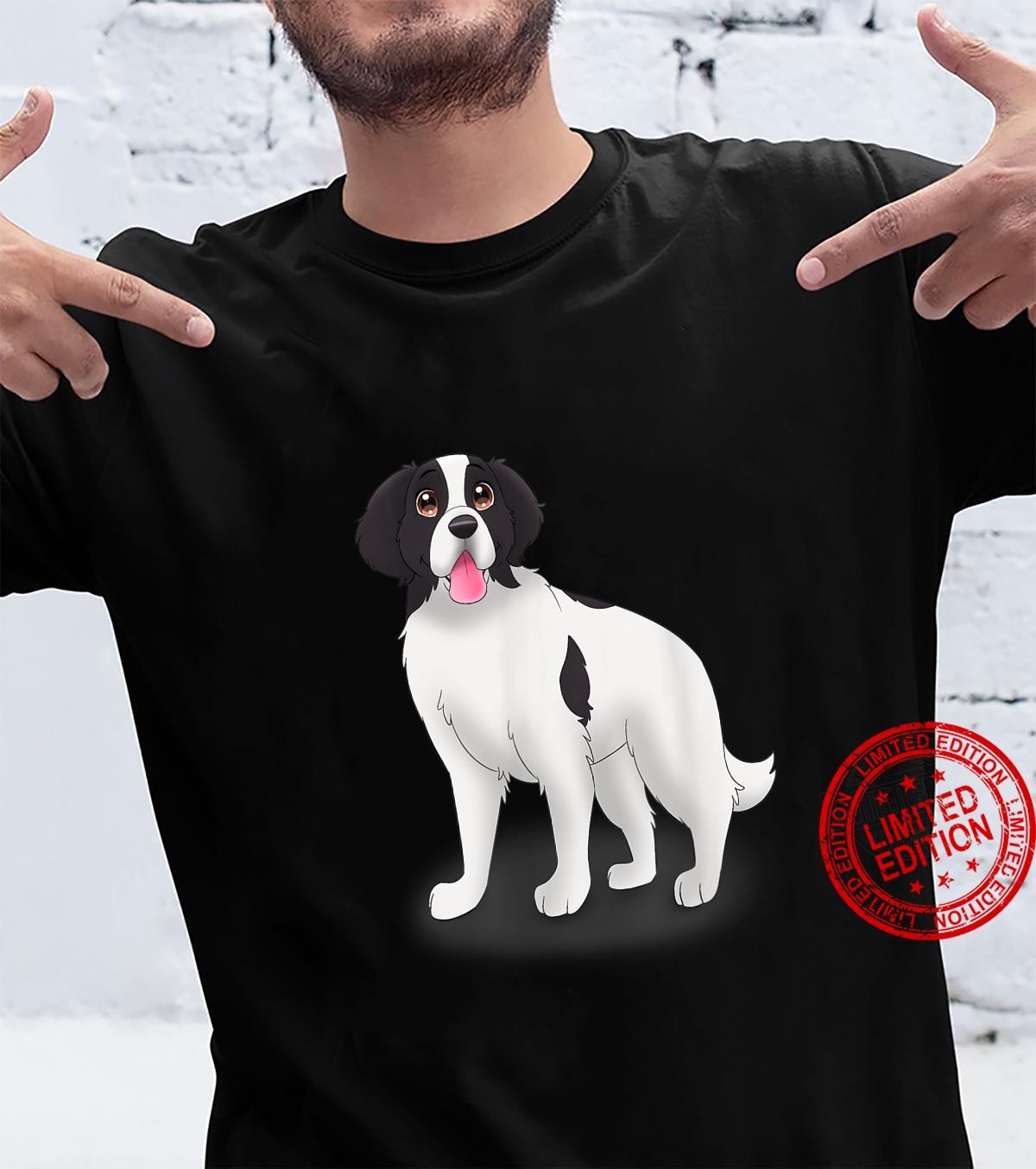 Landseer Dog Landseer Shirt
