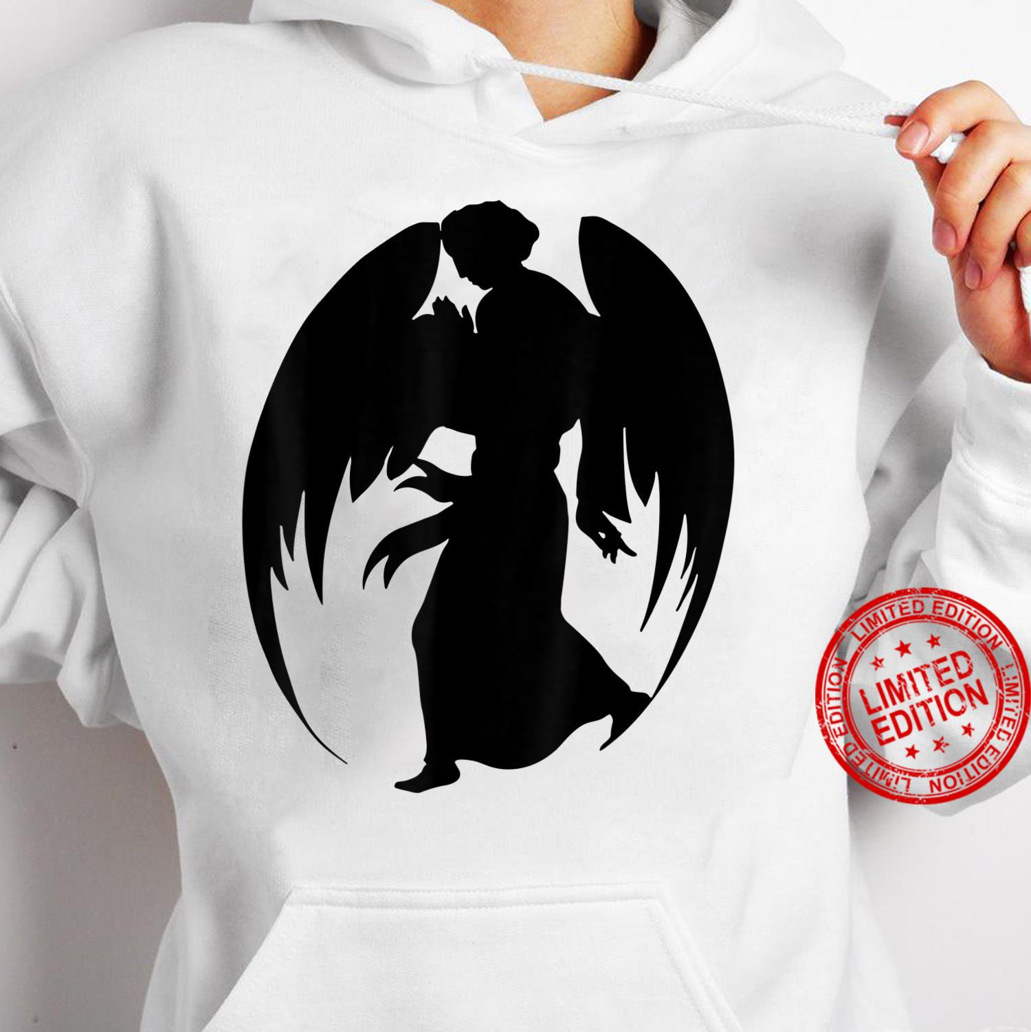 Medieval Angel Christian Art Shirt hoodie