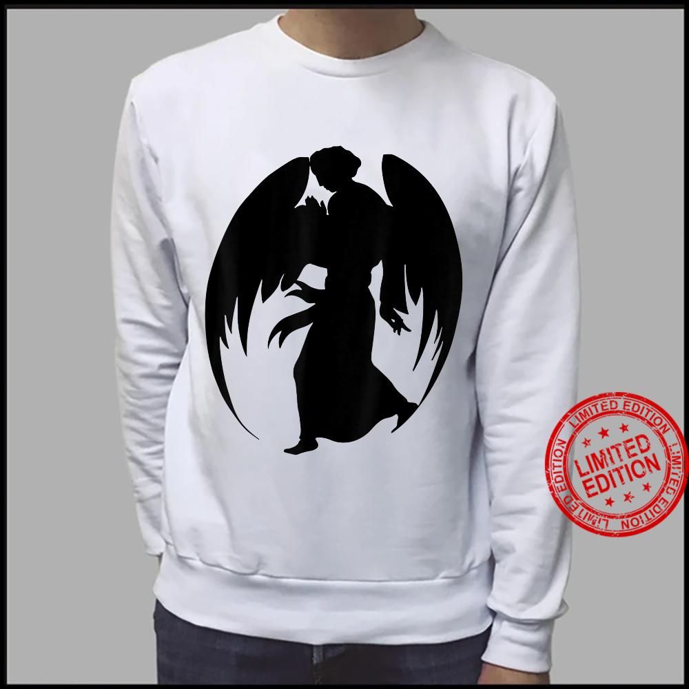 Medieval Angel Christian Art Shirt sweater