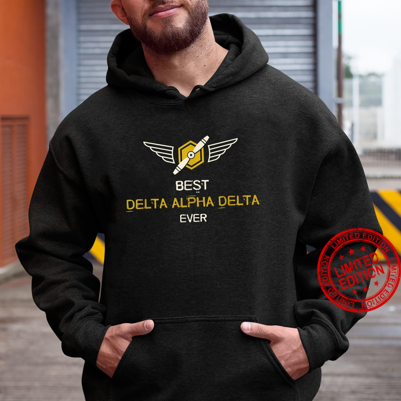 Mens Airplane Pilot Best Dad Flying Shirt hoodie
