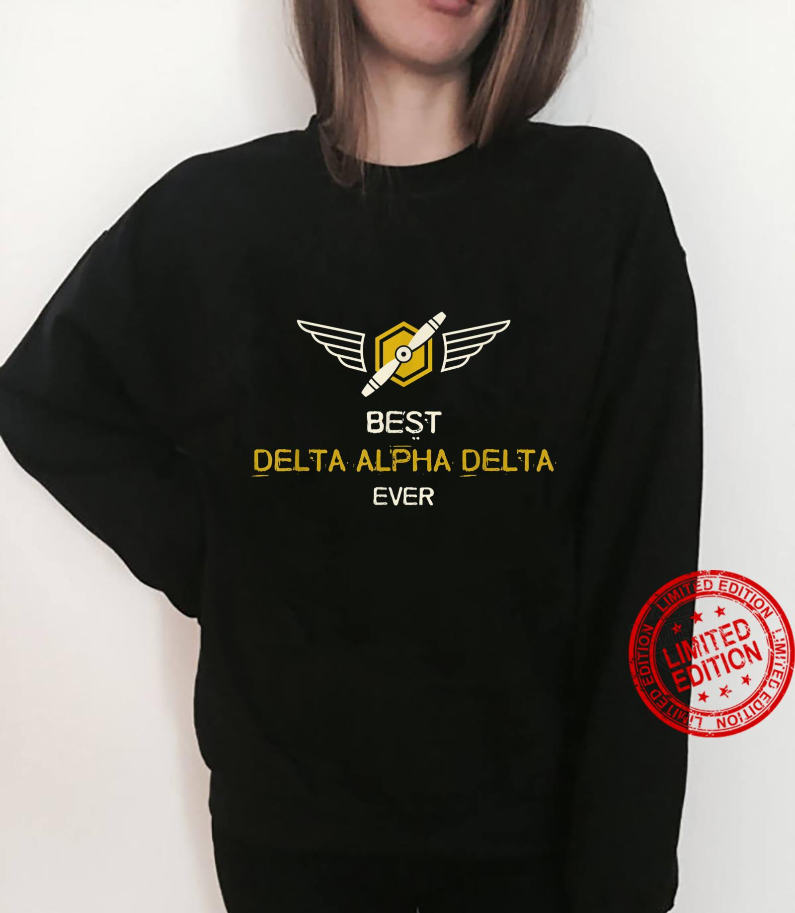 Mens Airplane Pilot Best Dad Flying Shirt sweater