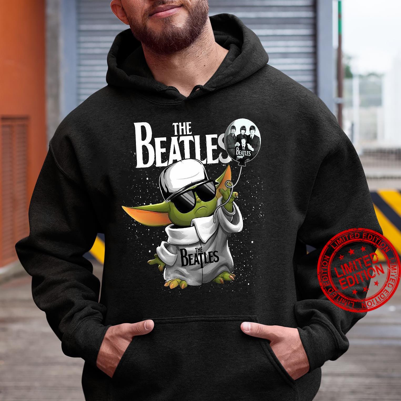 The Beatles Baby Yoda Hoodie hoodie