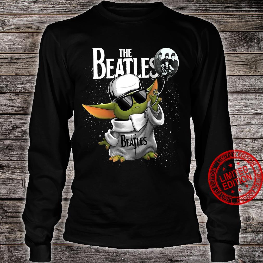 The Beatles Baby Yoda Hoodie long sleeved
