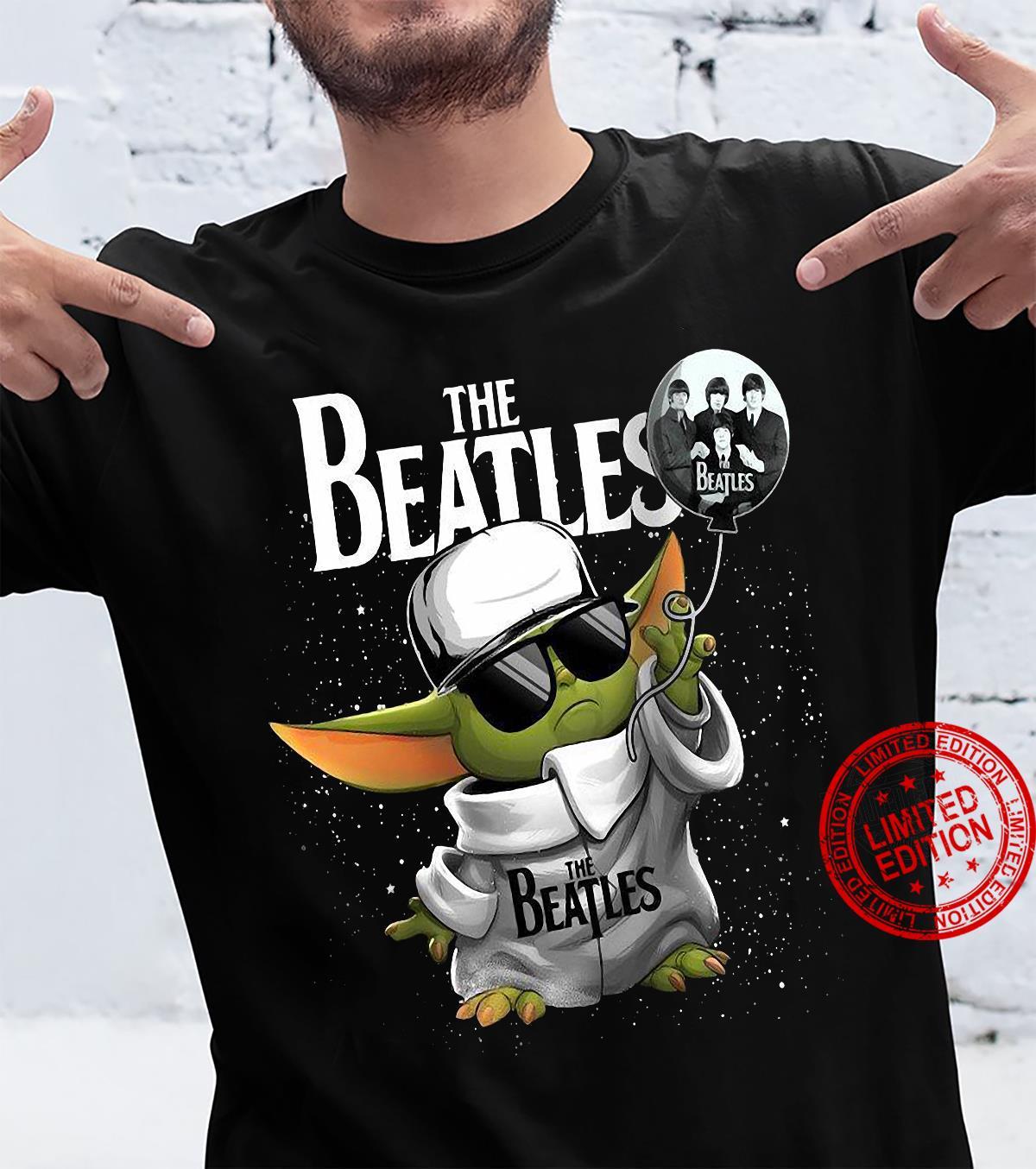 The Beatles Baby Yoda Hoodie
