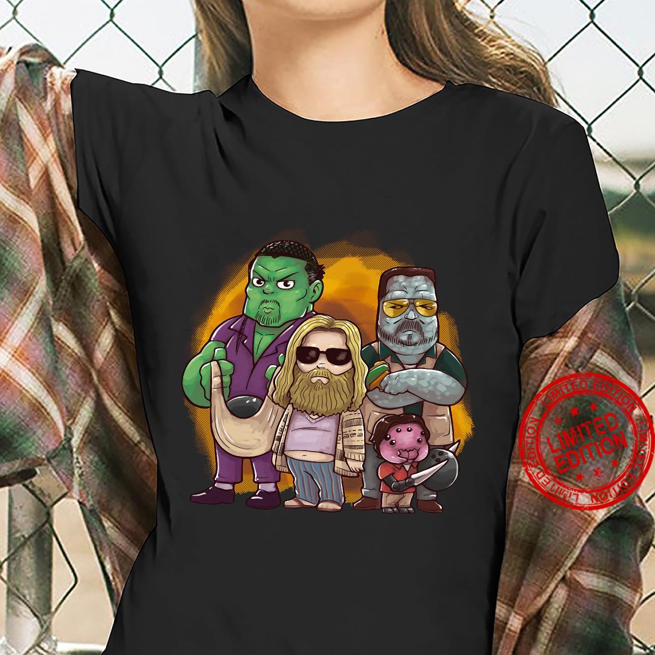 The Big Asgardian Shirt ladies tee