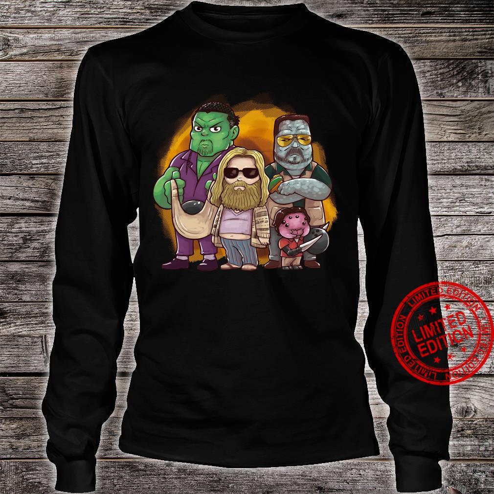 The Big Asgardian Shirt long sleeved