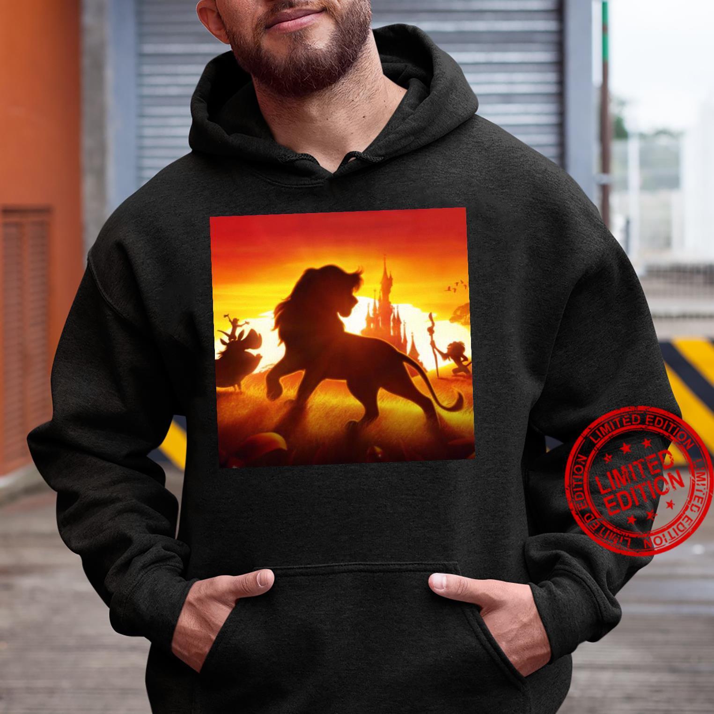 The Lion King & Jungle Festival shirt hoodie