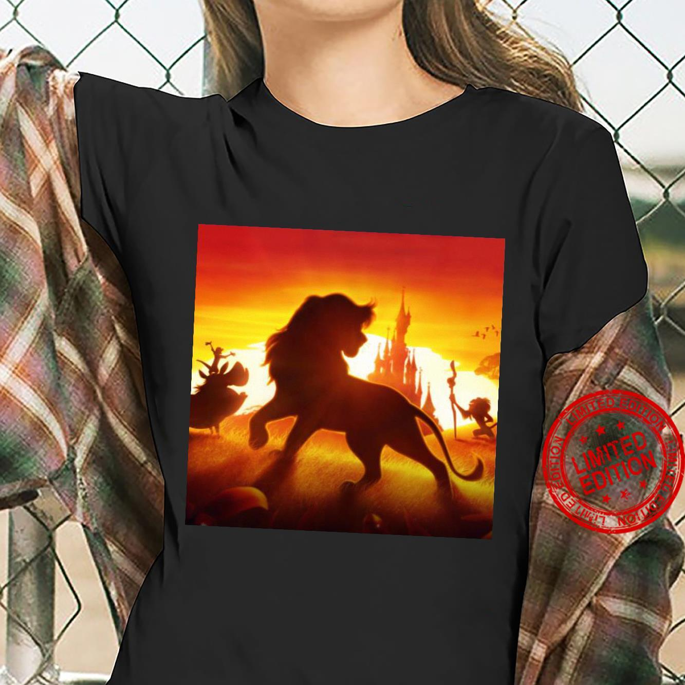 The Lion King & Jungle Festival shirt ladies tee