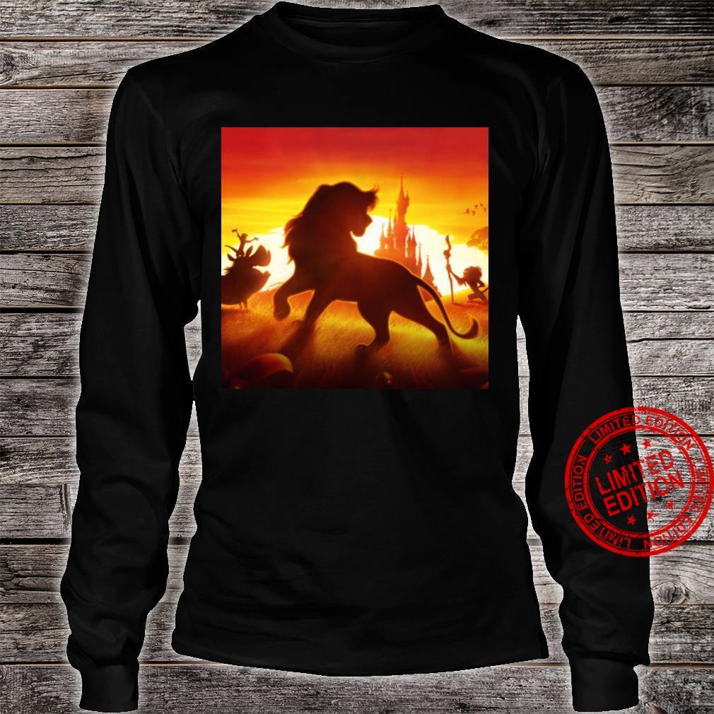 The Lion King & Jungle Festival shirt long sleeved