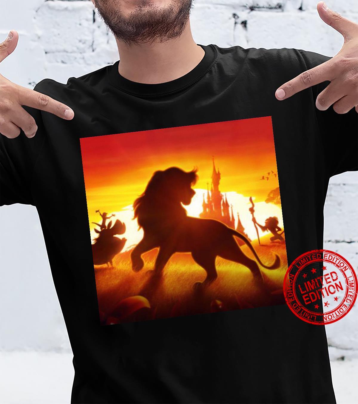 The Lion King & Jungle Festival shirt