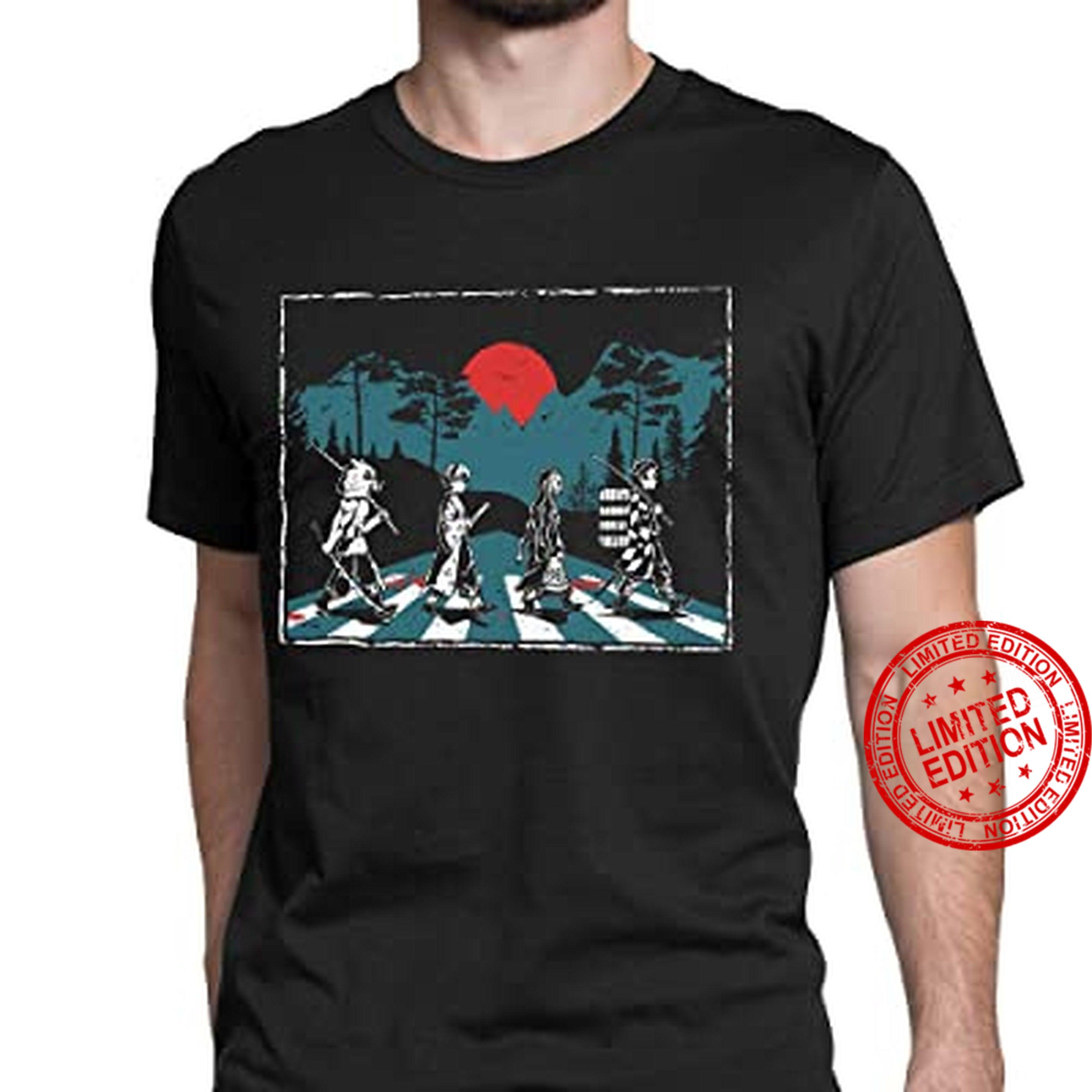 The Vintage Demon With Retro Shirt