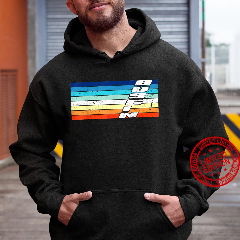 Trending Meme Bussin' Cool Slang Shirt hoodie