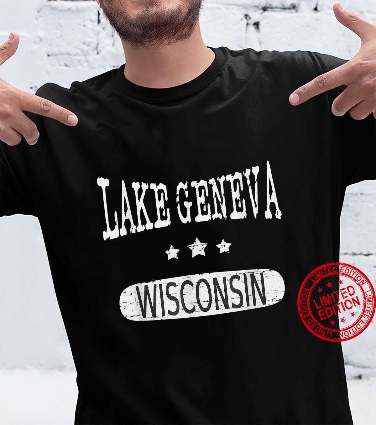 Vintage Lake Geneva Wisconsin Shirt