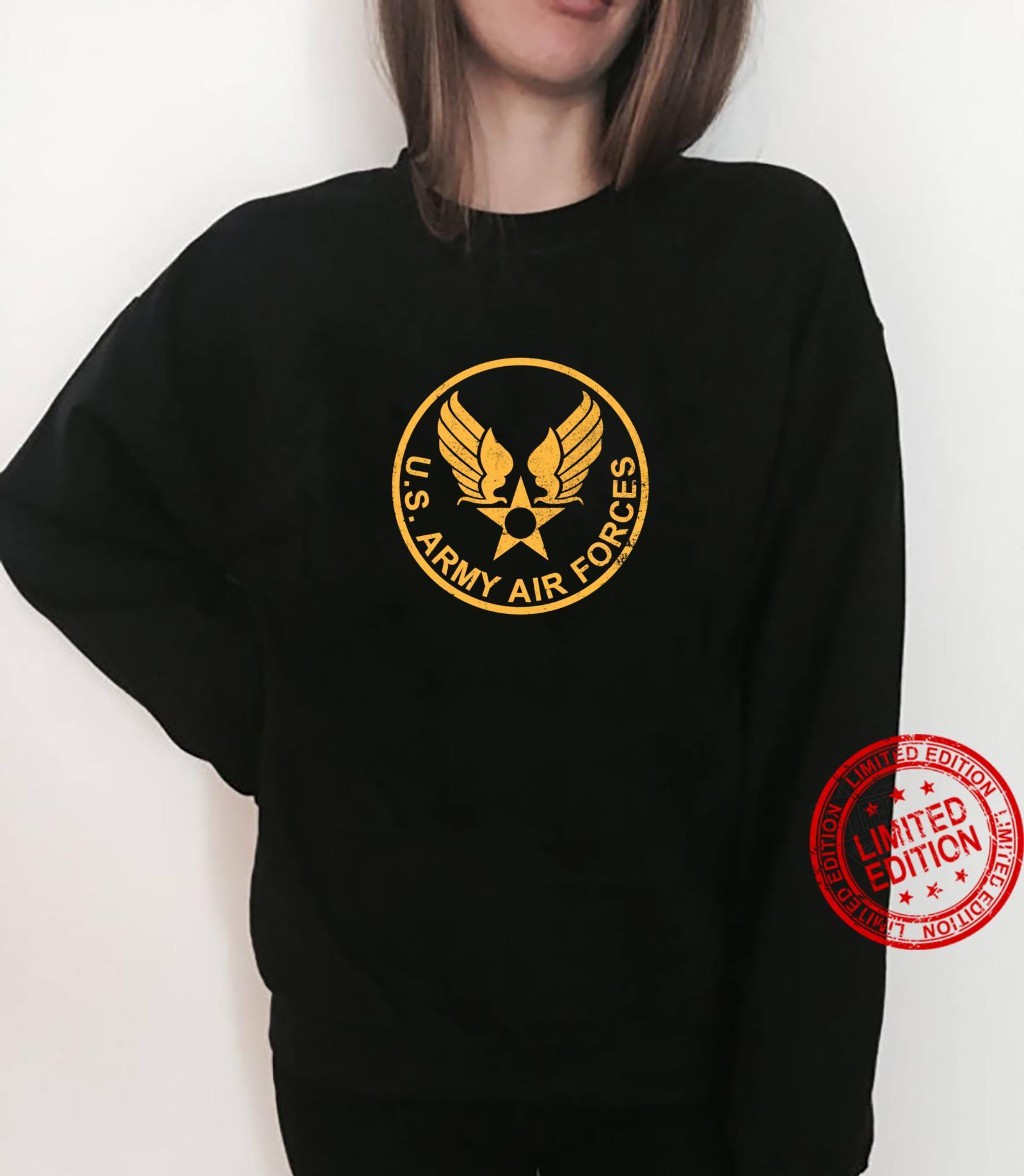WW2 USAAF distressed Shirt sweater
