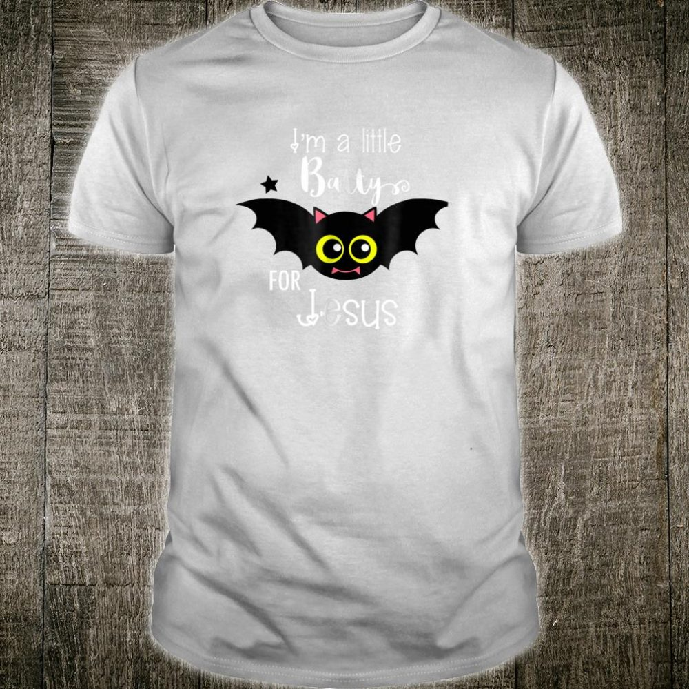 Batty for Jesus Halloween or Hallelujah Night Shirt