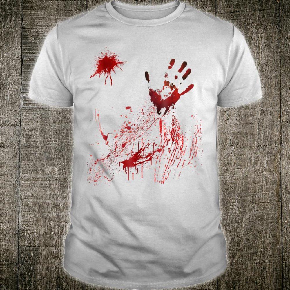 Bloody Shirt for Halloween Shirt