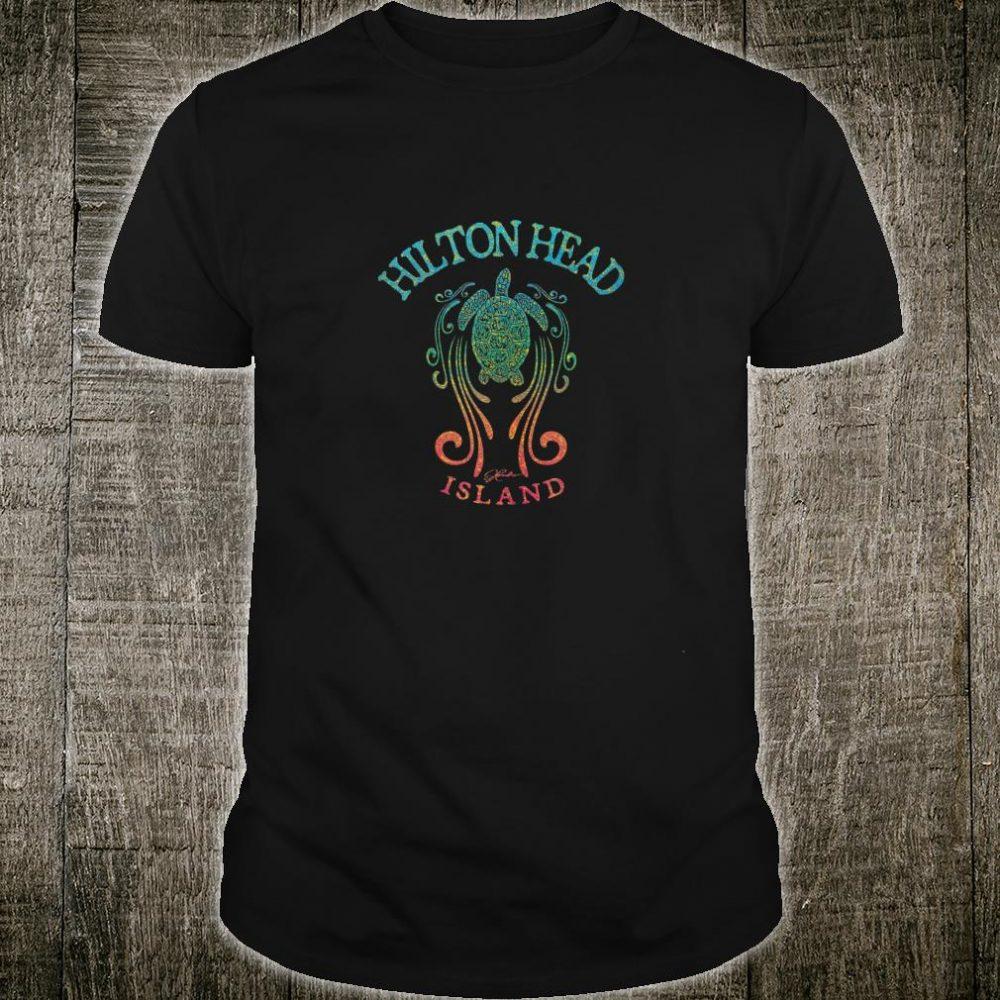 JCombs Hilton Head Island, SC, Sea Turtle in the Slipstream Shirt