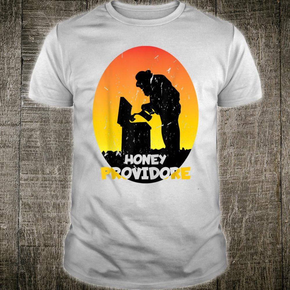 Motiv for Beekeeper Retro Shirt