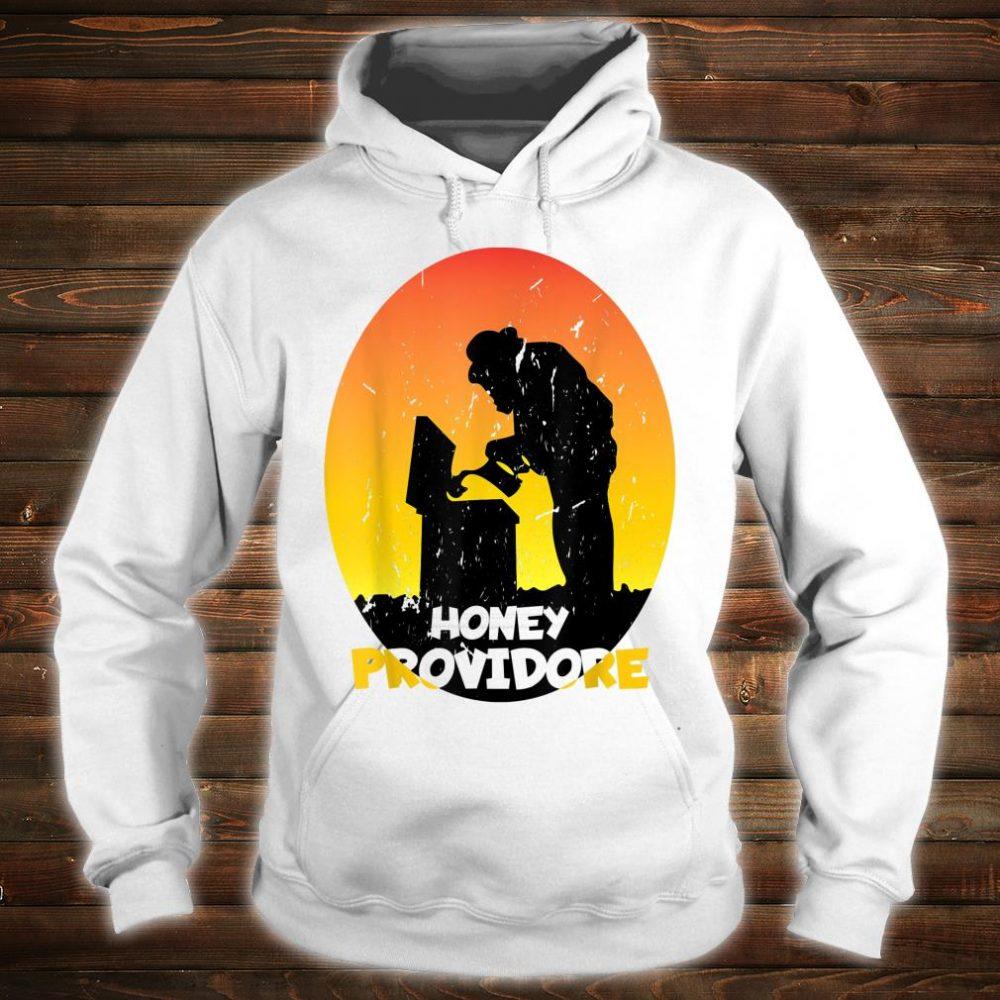 Motiv for Beekeeper Retro Shirt hoodie