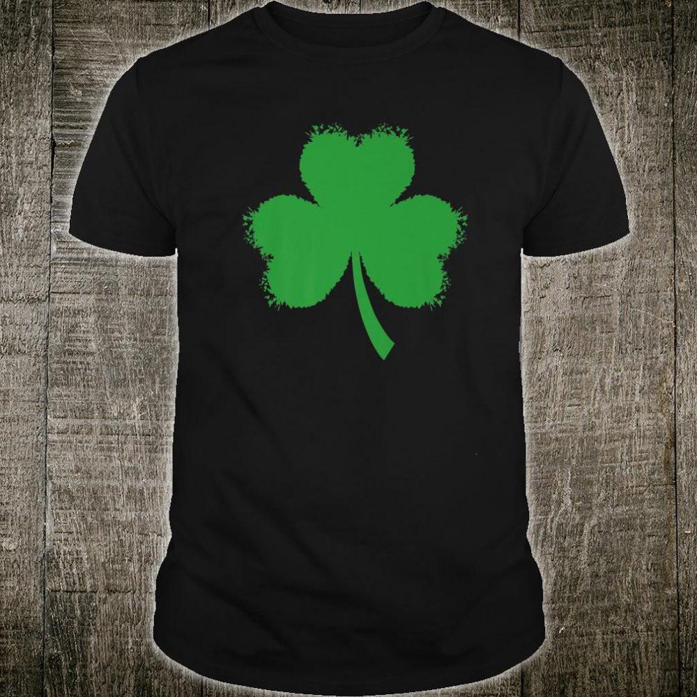 Shamrock Art St Patrick's Day Irish teacher Shirt