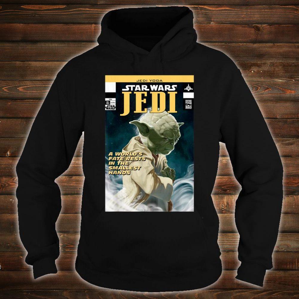 Star Wars Yoda Jedi Comic Shirt hoodie