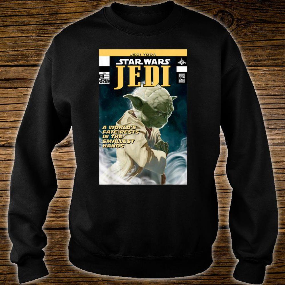 Star Wars Yoda Jedi Comic Shirt sweater
