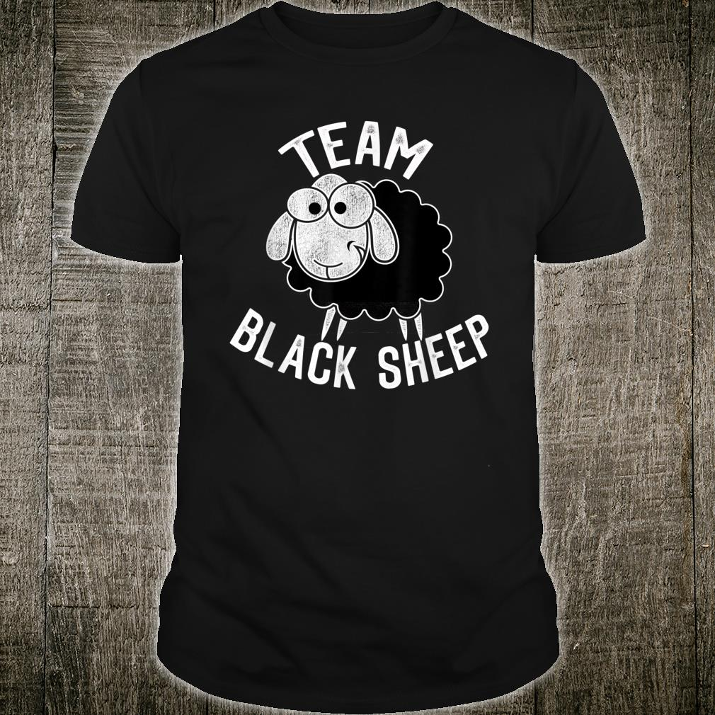 Team Black Sheep Black Sheep Shirt